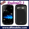 "3.5"" Capacitance android 2.3 GPS wifi cell phone case A101"