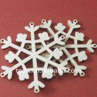 Snowflake Plywood Christmas Hangings