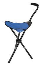 Hot!!! fashion blue iron folding fishing chair CY8222