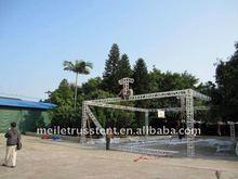 square aluminum truss, circle aluminum truss, triangle aluminum truss