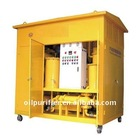 Sell vacuum Lubrication oil recycling system