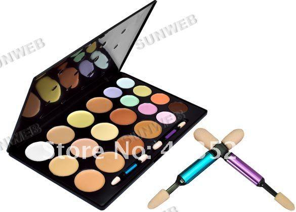 Professional Makeup 20 Color Camouflage Concealer Palette