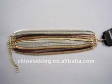 top fashion chain link bracelets, high grade snake chain DIY bracelet jewelry