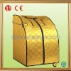 Portable sauna FIR Carbon Fiber Heating panel and Ceramic Heater