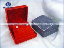 charming velvet jewelry box