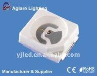 High brightness White Green 3528 SMD LED Diode light