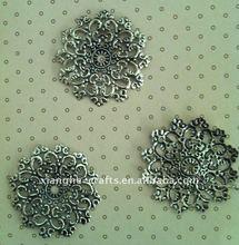 scrapbook metal flowers for metal handicraft
