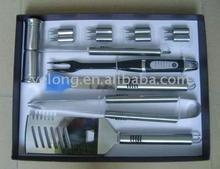 13pcs BBQ tool Set