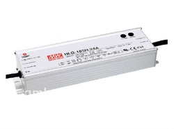 HLG-185-54B led dimmable driver meanwell led driver