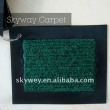 100% polyester carpet underlay with rubber backing