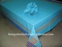 100% cotton table cloth