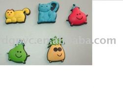China mainland Refrigeratory PVC Magnet