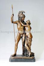 EP-049 man woman statue famous sculpture western sculpture
