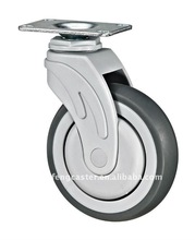 2012 All Plastic Top Plate Caster