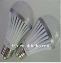 5W Warm White LED Light E26&E27&E17 ACV110/220 Ball Lamp Bulb