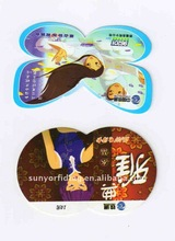 Irregular Shape Card for promotion