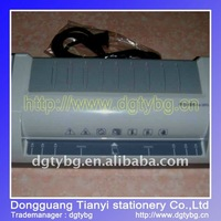 Rliable temperature both heat and cold laminating A4 Laminator
