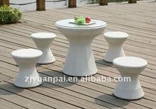 outdoor patio dining set design