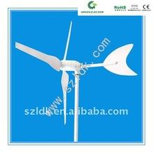 50w de turbina de viento/eólica de eje vertical de la turbina/pequeña turbina de viento fabricados en china