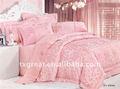 Jacquard jogo do fundamento para a cama ( j006 )