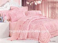 Jacquard bedding set for bed (J006)