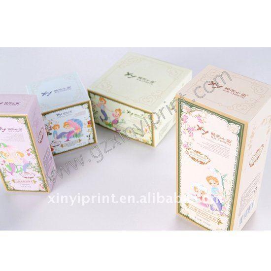 perfume oil box