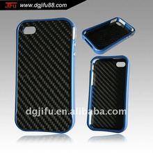 fits for iPhone 4G/CDMA &4S hard mobile phone Carbon fiber case