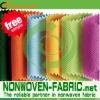 laminated polyethylene fabric for table cloth
