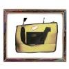 UW-PB-012 Functional PVC dog carrier,pet dog bag,pet bag