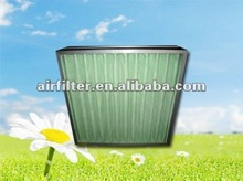 Washable pleated panel filters 03