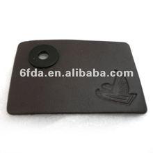 DIAMART 2012 hot-sale quaility promotional leather label for garment