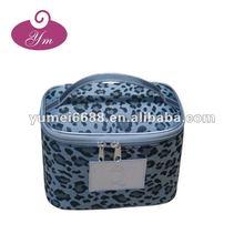 2012 professional Jacquard female cosmetic bag