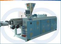 pvc poly pipe machine manufacturer