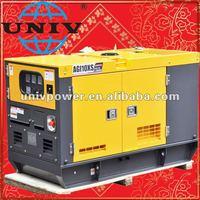 25kva Silent diesel generator set--powered by Foton Isuzu