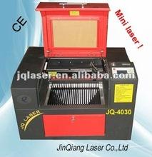 Truciolare mini incisione e taglio laser jq-4030 macchina