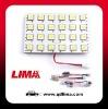 LED DOME LIGHT DM-50-24