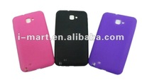 For Samsung Galaxy note i9220 case silicone case