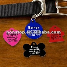 You Name It Personalized Pet ID Tags