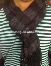 viscose scarf rayon shawl&popular winter scarf&fashion and popular scarf