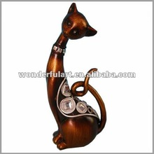 attractive polyresin animal arts and crafts