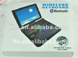 Rotatable 360 Degree Wireless Bluetooth keyboard for iPad/iPad2 High quality brand new