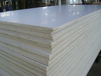 plywood faced HPL
