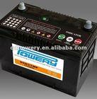 Maintenance free Automotive battery