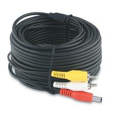 black RCA cable 3plug-3plug