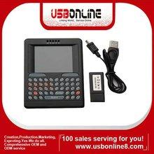 Mini Wireless PC Keyboard & Mouse Touchpad - Black