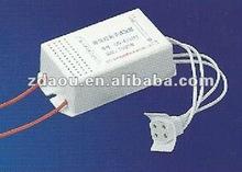 Circular electronical ballast