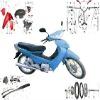 China cub parts viper active motorcycle