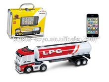 2012 Best selling toy 1:98 rc mini truck