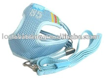 dog collar and leashes(Japanese jeans knapsack with leash)