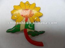 love shape led pin